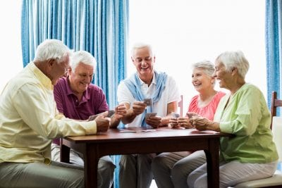 Lesbian, gay, bisexual, transgender and intersex - Seniors